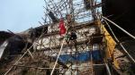Знаменитый «Висящий храм» в Китае открылся после реконструкции
