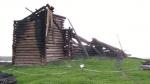 Древний алтарь нашли под сгоревшей церковью в Карелии