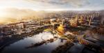 Музей в доменной печи и парк: что построят в крупнейшей промзоне Китая