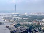 Крестовский не резиновый: элитное строительство перемещается на Петровский остров