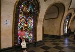 В московском метро спрятались храмы