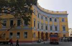 ВОдессе завершили реставрацию полуциркульного дома на Приморском бульваре