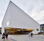 В Литве открылся первый музей национального современного искусства