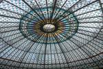 В бывшем здании банка на Большой Морской воссоздали витражный купол
