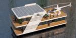 В акватории канала им. Москвы создадут сеть плавучих отелей и поселков
