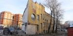 Дом-треугольник на Новосухаревском рынке отреставрируют