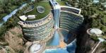 В Китае построили отель для тех, кто хочет оказаться под землёй раньше времени