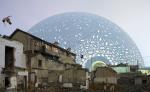 Проект театра в Гуанчжоу в виде китайского шара-головоломки