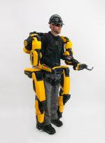 «Железный человек» на стройке: экзоскелет, способный поднимать 90-килограммовые грузы