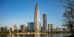 В Китае построили небоскреб в форме пули