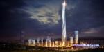 Архитекторы представили проект самого высокого небоскреба в Китае