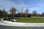 Открыт мемориальный фонтан Дианы, принцессы Уэльской
