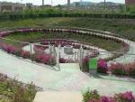 Парк Centre del Poblenou в Барселоне