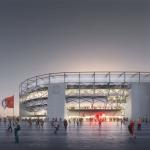 Стадион как градостроительный повод