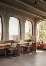 Историческое пространство для офисных новаций