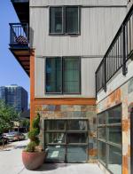 Жилой комплекс Moda Condominiums. Японские фасадные панели KMEW. Изображение предоставлено компанией «КМ-Технология»