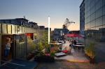 Страсбургское бюро Spray превратило баржу в плавучее кабаре