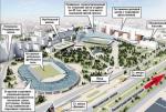 """Новый старт """"Динамо"""". Через четыре года завершится реконструкция знаменитого стадиона"""