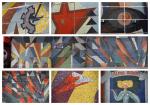 Осколки Советов: лучшие мозаики на стенах Астрахани