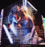 Арт от дизайн-студии Sila Sveta появился на цифровом билборде на Таймс-сквер в Нью-Йорке