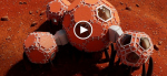 Агентство NASA выбрало лучшие проекты жилья для Марса