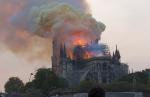 Франция объявляет международный конкурс на восстановление собора Нотр-Дам