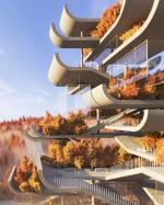 Шанхайский архитектор переосмыслил китайскую пагоду в современном ключе