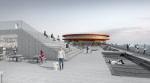 В конкурсе на редевелопмент территории «Севкабель Порт» победил проект DNK ag