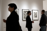 Сергей Чобан – участник смотра современного рисунка в Лондоне