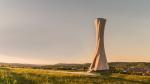 Программируемая деформация: в Германии построили башню из «самоискривляющейся» древесины