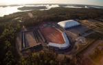 Иматра - центр спортивного туризма в Финляндии