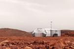 «Космические архитекторы» построили в израильской пустыне лабораторию – прототип для Марса