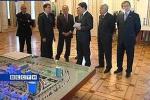 Казань представила Медведеву Универсиаду