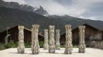 Дело техники: в Швейцарии впервые в мире декорации из бетона спроектированы и сооружены машинами почти без участия человека