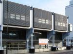 Лондонский Sainsbury′s в стиле хай-тек по проекту Николаса Гримшо – первый супермаркет, попавший в британский реестр памятников