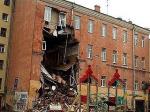 Обвальная перепланировка. В Петербурге на глазах у прохожих рухнул бизнес-центр