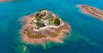 Остров во Франции с замком ХVIII века выставили на продажу за €1 млн