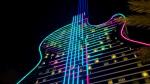 Во Флориде появился первый в мире отель в виде гитары