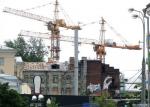 Бои за Москву продолжаются. Около 30 человек вышло на пикет против разрушения и застройки исторического центра столицы