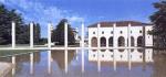 Бенеттон обжил палладианскую виллу. Реконструкция 2000 год Тадао Андо (Tadao Ando)