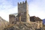 Дом благоденствующего альпиниста. Замок Юфаль, Штабен, Италия, реконструкция, 1997 год