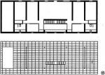 Метафора периптера. Частный дом (Haus de Bias). Севилья-де-ла-Нуэва, Испания. Альберто Кампо Баеса (Alberto Campo Baeza)