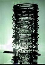 Брабантское столпотворение. Библиотека в Брабанте. Эйндховен, Нидерланды. MVRDV (Winy Maas, Jacob van Rijs, Nathalie de Vries)