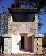 Храм уединенного моста. Парковый павильон Бургундия, Франция. Реконструкция. Дирк ван Постел (Dirk van Postel)