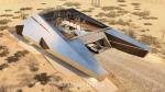 «Киберхаус» — архитектурный проект — интерпретация идеи Илона Маска