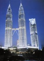 Величественные небоскребы
