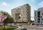 В Праге построят дом с дырой