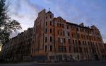 Спроектированный Лялевичем дом на Розенштейна, 39 имел декор?