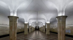 Дворцы, сады и фонтаны московского метро