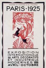 К юбилею Выставки 1925 года в Париже